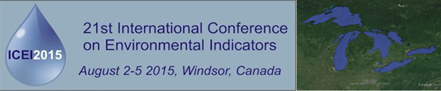 21st International Conference on Environmental Indicators Abstracts