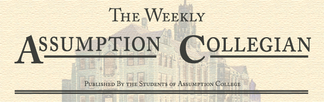 The Weekly Assumption Collegian