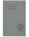 Assumption College Review: Vol. 1: no. 3 (1908: Apr.) by Assumption College