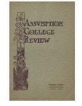 Assumption College Review: Vol. 3: no. 6 (1910: June)