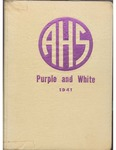 Assumption High School Yearbook 1940-1941 by Assumption High School (Windsor)