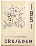 Assumption High School Yearbook 1950-1951 by Assumption High School (Windsor)