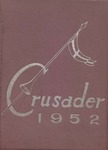 Assumption High School Yearbook 1951-1952 by Assumption High School (Windsor)