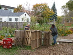 Building Composters