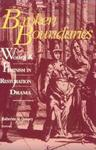 Broken Boundaries: Women and Feminism in Restoration Drama by Katherine M. Quinsey