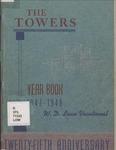 Lowe, W. D. High School Yearbook 1947-1948