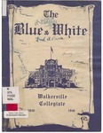 Walkerville Collegiate Institute Yearbook 1945-1946