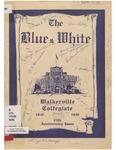 Walkerville Collegiate Institute Yearbook 1947-1948