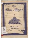 Walkerville Collegiate Institute Yearbook 1948-1949