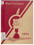 Forster, John L. Secondary School Yearbook 1951-1952 by Forster, John L. Secondary School (Windsor, Ontario)