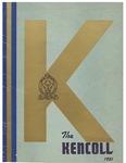 Kennedy, W. C. Collegiate Institute Yearbook 1950-1951