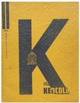 Kennedy, W. C. Collegiate Institute Yearbook 1954-1955