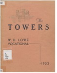 Lowe, W. D. High School Yearbook 1951-1952