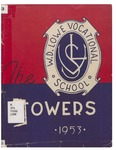 Lowe, W. D. High School Yearbook 1952-1953