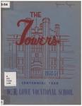 Lowe, W. D. High School Yearbook 1953-1954