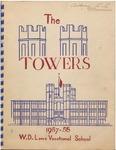 Lowe, W. D. High School Yearbook 1957-1958