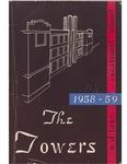 Lowe, W. D. High School Yearbook 1958-1959