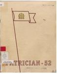Patterson, J. C. Collegiate Institute Yearbook 1951-1952