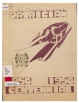 Patterson, J. C. Collegiate Institute Yearbook 1953-1954