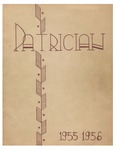 Patterson, J. C. Collegiate Institute Yearbook 1955-1956