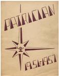 Patterson, J. C. Collegiate Institute Yearbook 1956-1957
