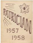 Patterson, J. C. Collegiate Institute Yearbook 1957-1958