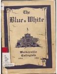 Walkerville Collegiate Institute Yearbook 1950-1951