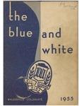Walkerville Collegiate Institute Yearbook 1954-1955