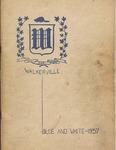 Walkerville Collegiate Institute Yearbook 1956-1957