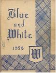 Walkerville Collegiate Institute Yearbook 1957-1958