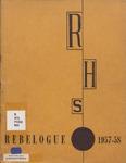 Riverside Secondary School Yearbook 1957-1958