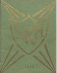 St. Rose High School Yearbook 1954-1955