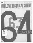 Lowe, W. D. High School Yearbook 1963-1964