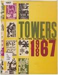 Lowe, W. D. High School Yearbook 1966-1967