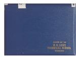 Lowe, W. D. High School Yearbook 1968-1969