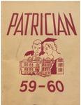 Patterson, J. C. Collegiate Institute Yearbook 1959-1960