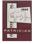 Patterson, J. C. Collegiate Institute Yearbook 1968-1969