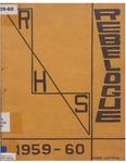 Riverside Secondary School Yearbook 1959-1960