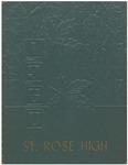 St. Rose High School Yearbook 1959-1960