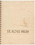 St. Rose High School Yearbook 1961-1962