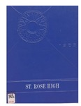 St. Rose High School Yearbook 1962-1963