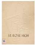 St. Rose High School Yearbook 1963-1964