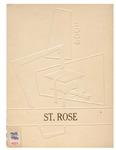 St. Rose High School Yearbook 1965-1966