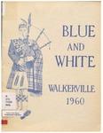 Walkerville Collegiate Institute Yearbook 1959-1960