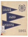 Walkerville Collegiate Institute Yearbook 1960-1961