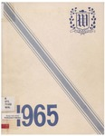 Walkerville Collegiate Institute Yearbook 1964-1965