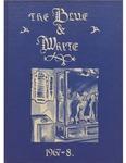 Walkerville Collegiate Institute Yearbook 1967-1968