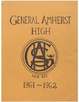 General Amherst High School Yearbook 1961-1962