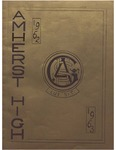 General Amherst High School Yearbook 1962-1963 by General Amherst High School (Amherstburg, Ontario)
