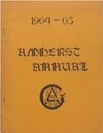 General Amherst High School Yearbook 1964-1965 by General Amherst High School (Amherstburg, Ontario)